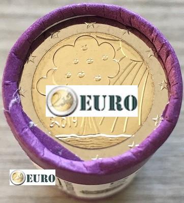 Rouleau 2 euros Malte 2019 - Nature et Environnement