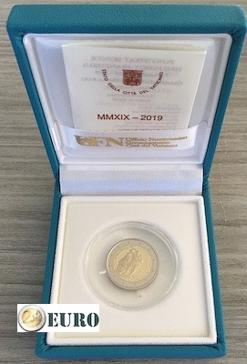 2 euros Vatican 2019 - Chapelle Sixtine BE Proof